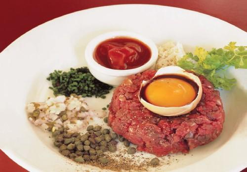 Steak tarte